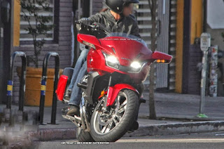 2014 CTX1300 V4 Spy Photos Honda Motorcycles New Models CTX700 CTX Series 1300