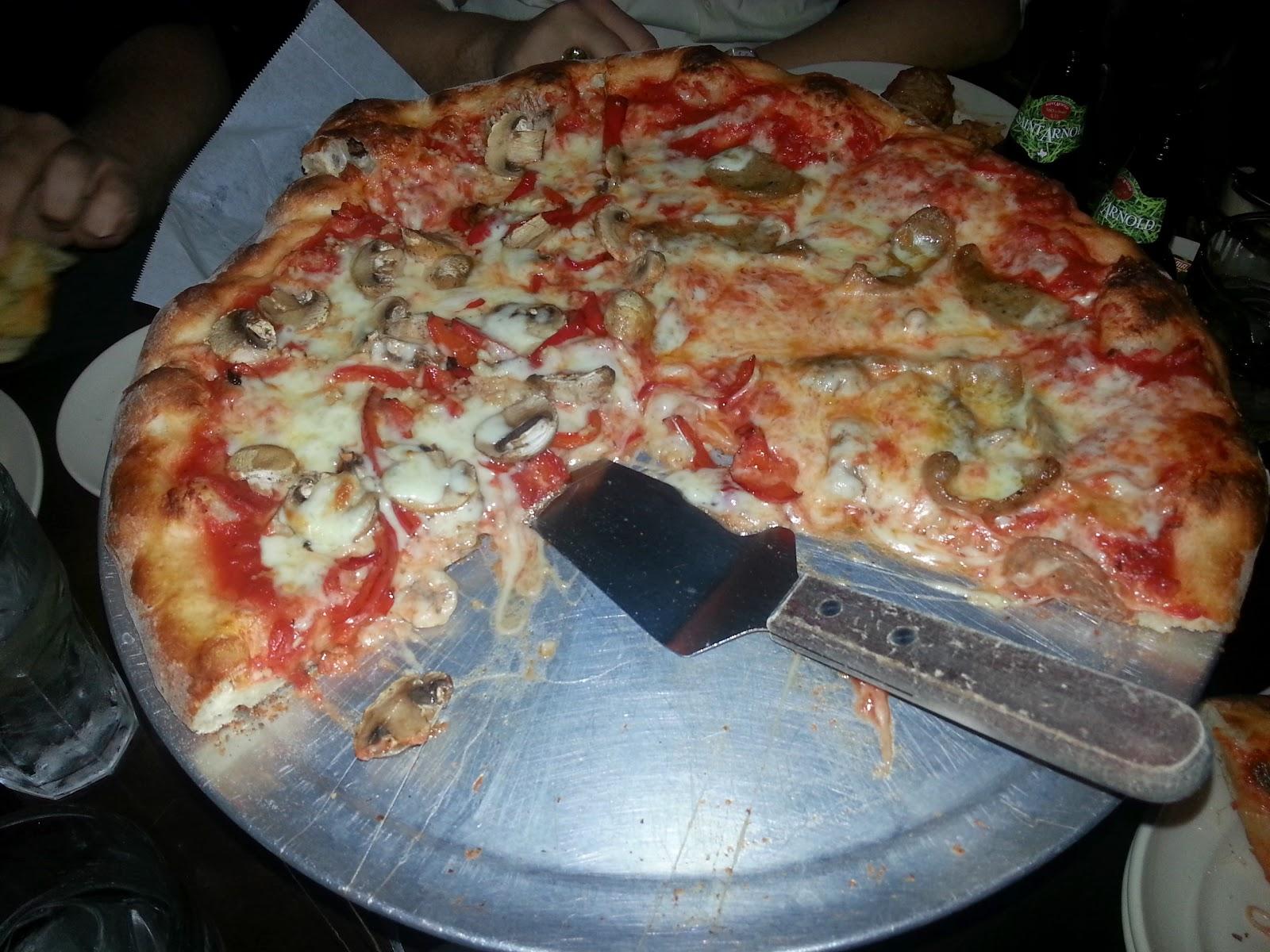 Mangiamo pizza