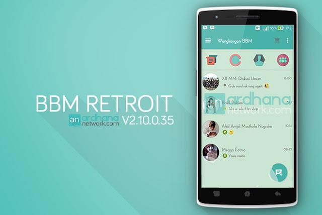 BBM RetroIT V2 - Ardhana Network