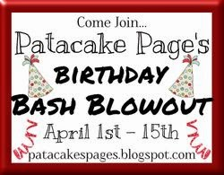 Birthday Bash Blowout
