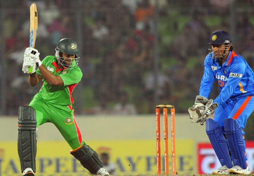 Bangladesh vs India Asia Cup ODI