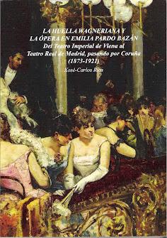 La Huella Wagneriana libro X. Carlos Rios