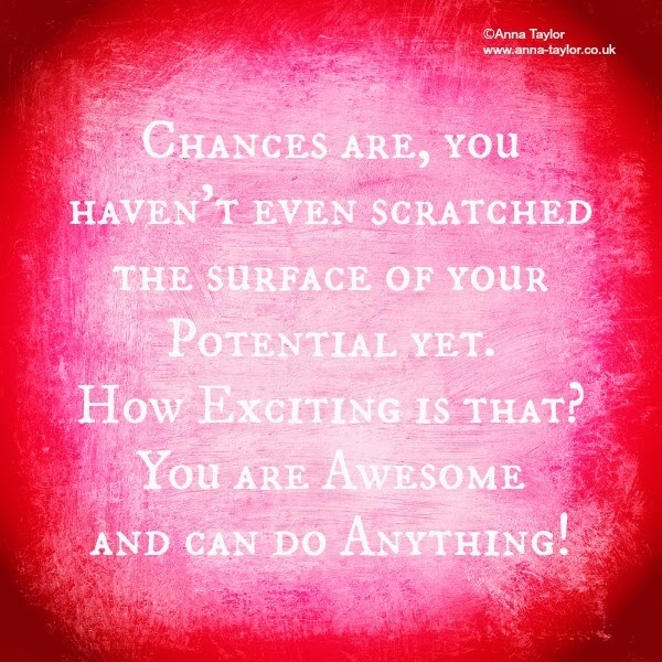 ...chances are