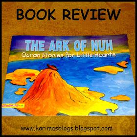 ark nuh book review