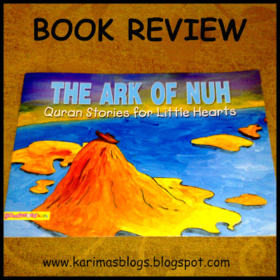 ark nuh book review