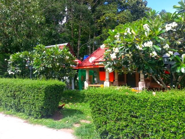 Kathu temple in Phuket Thailand