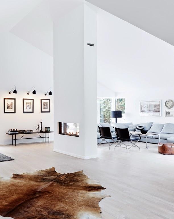 la petite fabrique de r ves danish loft vivre dans un espace d cloisonn. Black Bedroom Furniture Sets. Home Design Ideas