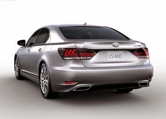 2016 Lexus LS 460 Review