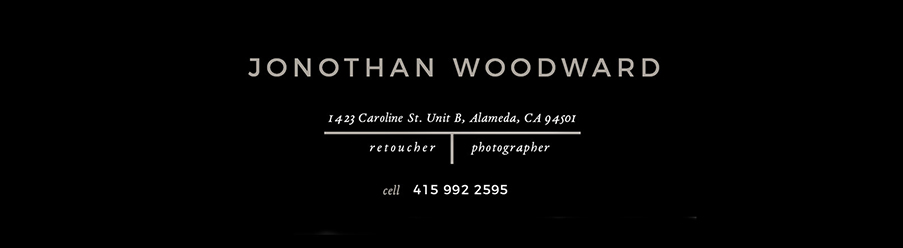Jonothan Woodward's Photography Blog