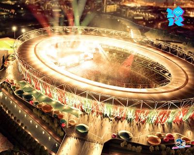 London Olympics 2012 Wallpaper