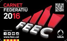 Llicències FEEC 2016