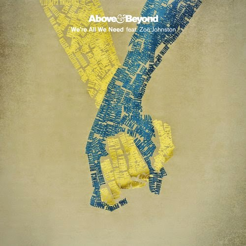 Above & Beyond Feat. Zoë Johnston - We're All We Need (Spada Radio Edit)