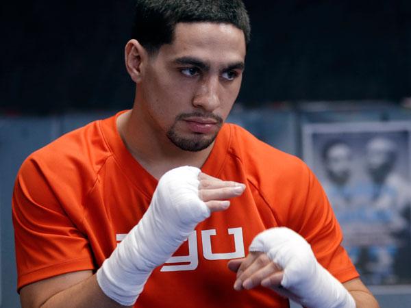 Boxer Profiles  Danny GarciaDanny Garcia