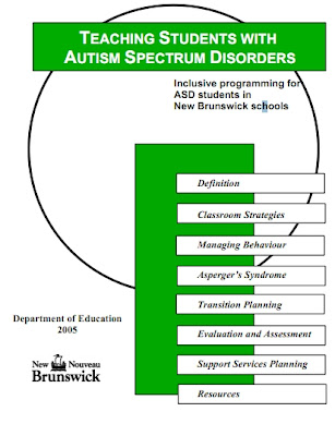 teaching students with austistic spectrum A guide for teachers and classroom assistants to assist them in working with children and young people on the autistic spectrum.