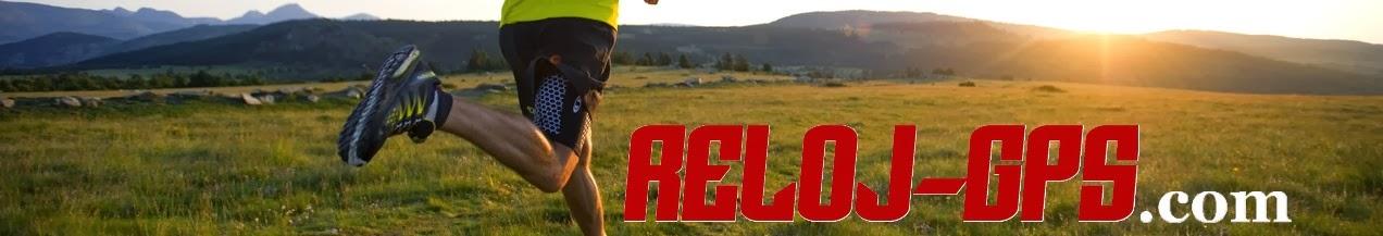 Reloj GPS deportivo y para running