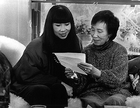 amy tan mother
