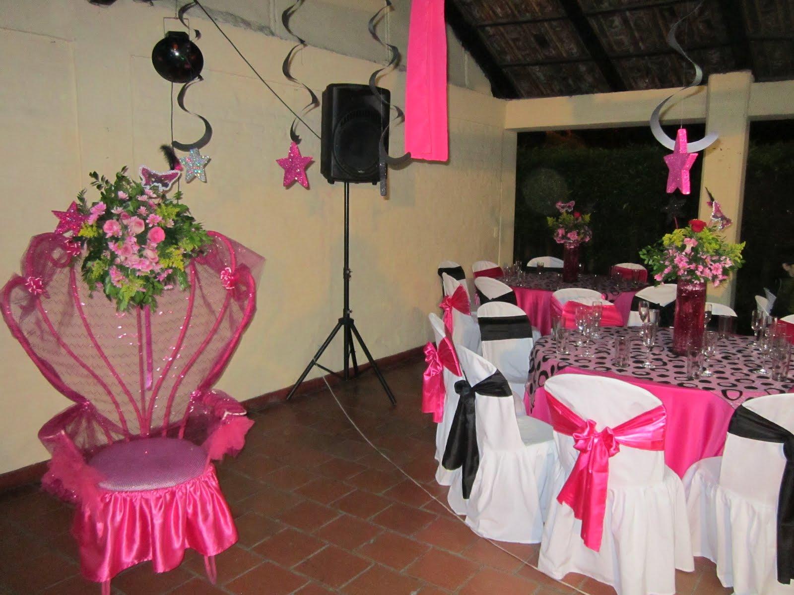 casa de eventos lopez 15 a os salon descubrimiento On decoraciones para 15 anos sencillos en casa