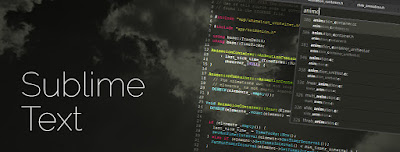 تحميل Sublime Text 3