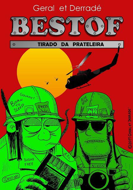 Leituras de bd reading comics maio 2013 geral e derrad tm um novo livro publicado ser lanado dia 1 de junho na feira do livro de lisboa e tem o nome de bestof fandeluxe Gallery