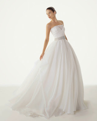 Rosa Clara Wedding Dress 2013 Collection - Wedding Requirements
