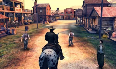 Six-Guns apk+ SD Data
