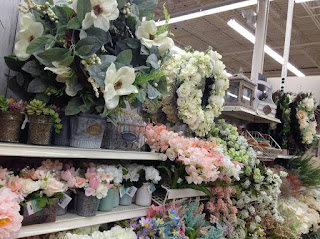 Michaels Craft Store | Spring is in the Air