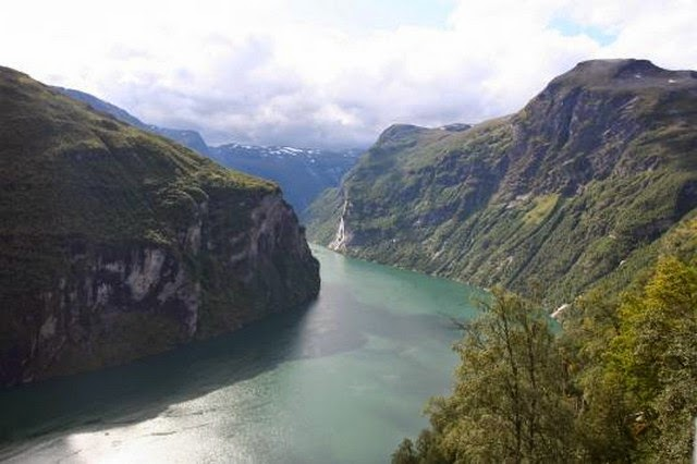 22. Fjords of Norway (Oslo, Norway)