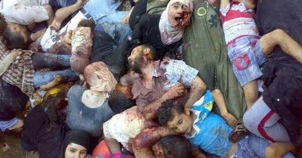 9jaFlave - Think Inspiration: Unfolding Genocide in Syria ...
