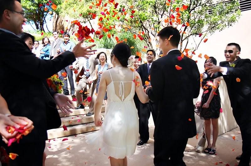 Planning Outdoor Wedding Reception Activities