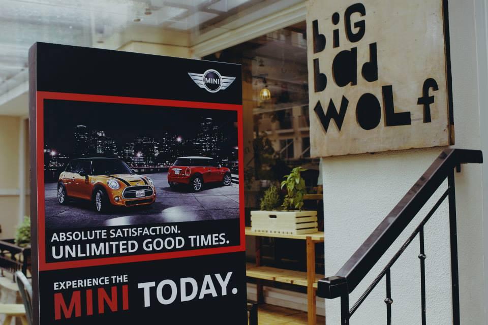 Carmudi App Launch at Big Bad Wolf