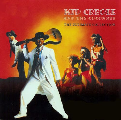 Kid Creole And The Coconuts - The Ultimate Collection (3 CD) 2003