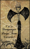Stampotique Designers Challenge Badge