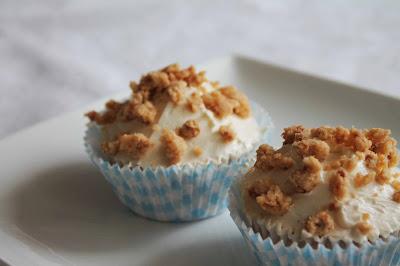 Receta cupcakes de albaricoque_receta buttercream vainilla_receta crujiente chocolate blanco
