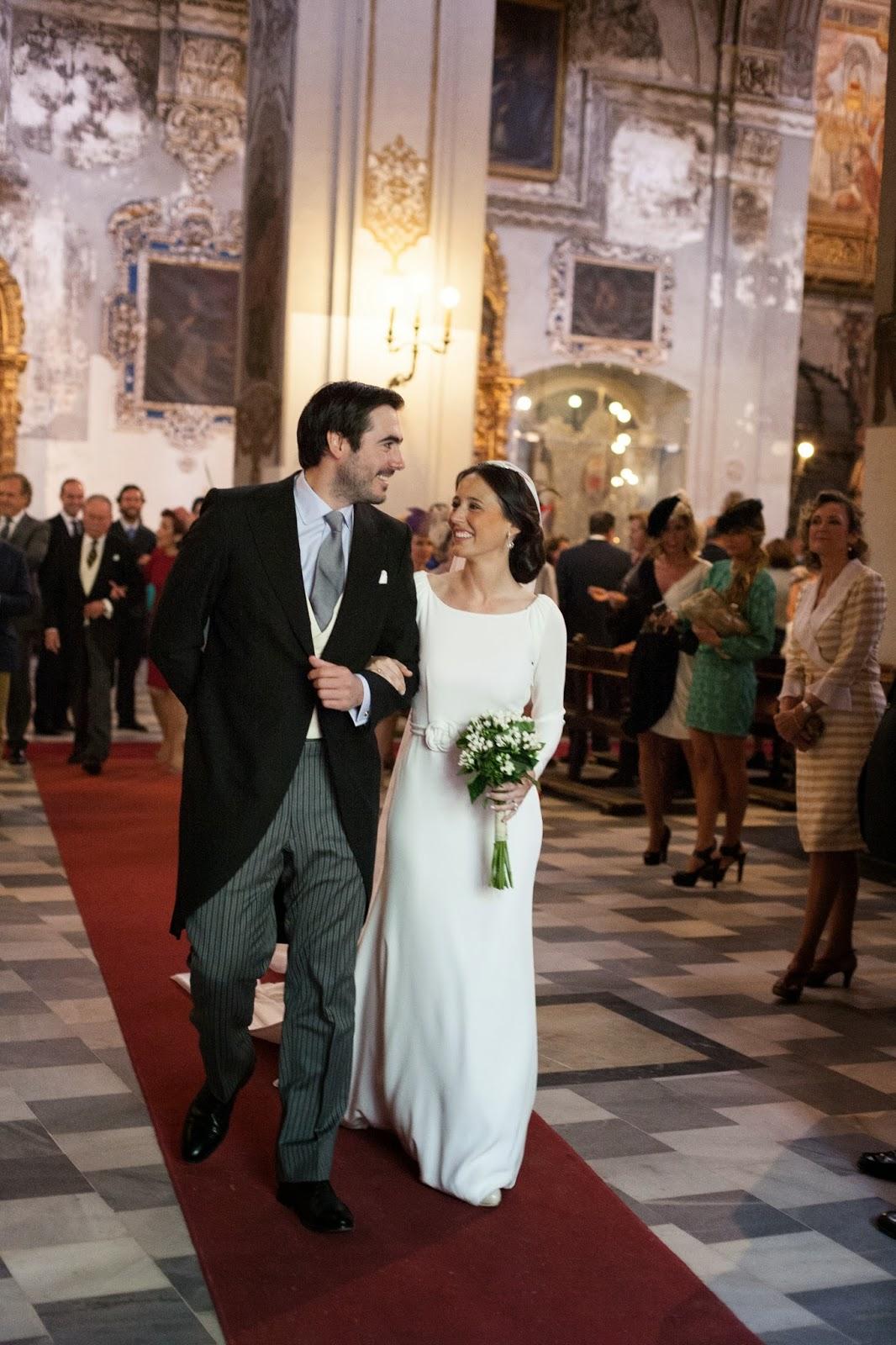 La boda de María y su vestido de Antonio García Boda Espía, Estilos ...
