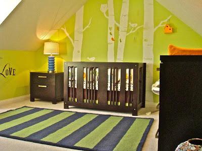 mira estas modernas ideas para la decoracion del cuarto del bebe que hemos para que te sirvan de inspiracin