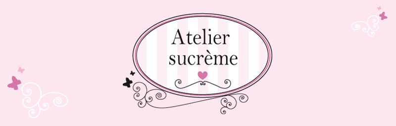 Atelier Sucrème