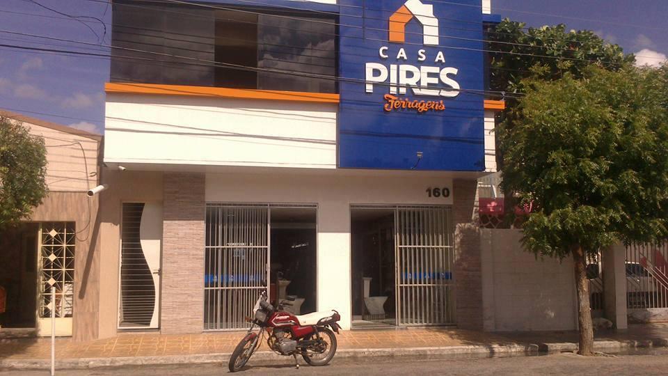 CASA PIRES FERRAGENS A MELHOR LOJA DE MATERIAL DE CONSTRUÇÃO DA REGIÃO