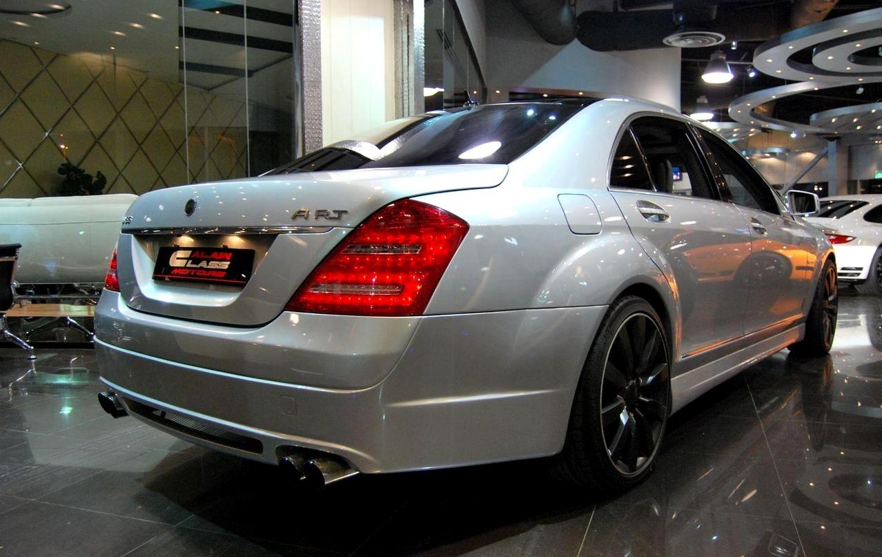 A.R.T. S65 W221 Mercedes-Benz