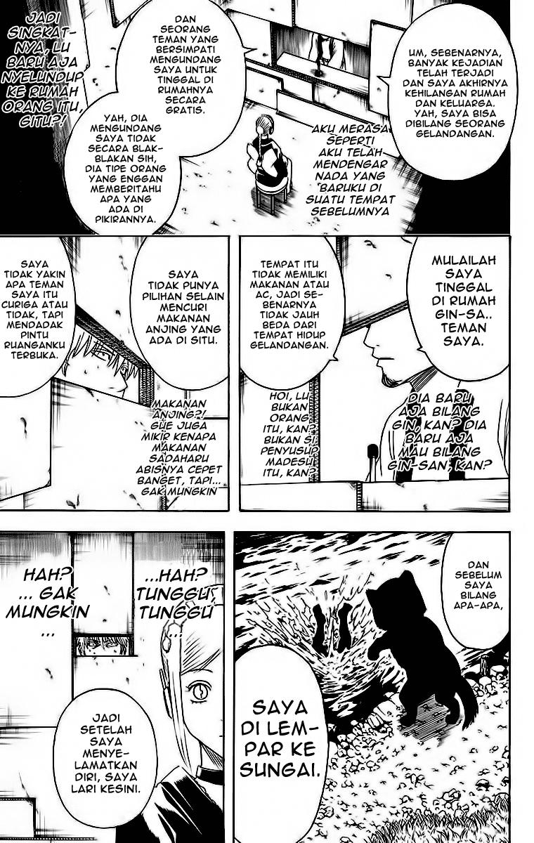 Gintama Chapter 413 Bahasa Indonesia