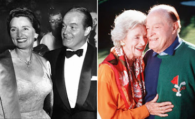 Bob Hope and Dolores DeFina