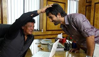 Sunil Thapa and Jeevan Luitel