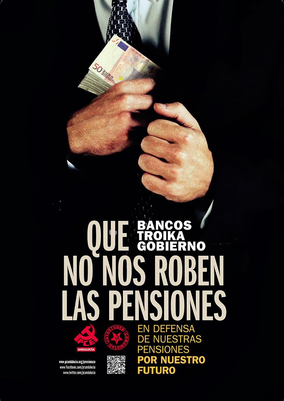 Contra el pensionazo