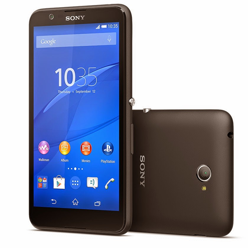 Sony Xperia E4 black