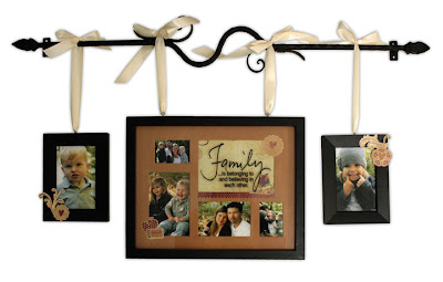 Crafts direct blog hanging frames for What to get your mom for christmas