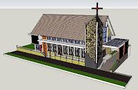 Rencana Pembangunan Gedung Gereja Getsemani