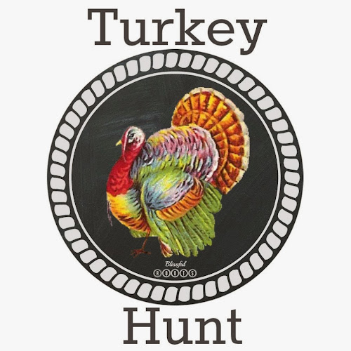 Turkey Hunt {Fun Thanksgiving Activity for Kids} from Blissful Roots