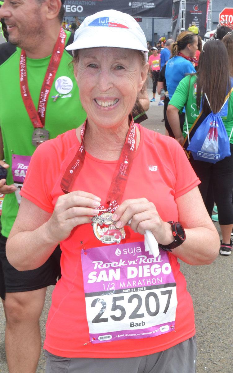 2015 San Diego RnR Half Marathon