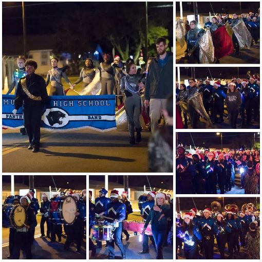 2017 Mulberry Christmas Parade