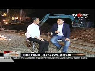 Video 100 Hari Kerja Jokowi Marah Besar kepada TVOne
