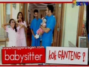 Babysitter Kok Ganteng FTV